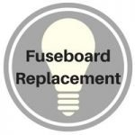 Fuseboard replacement icon