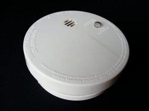 landlord main wired smoke alarm