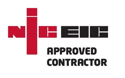NICEIC electrical contractor logo