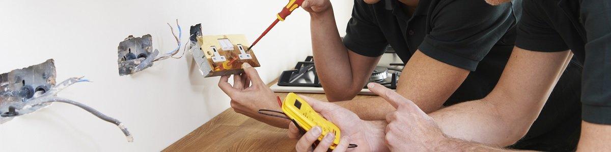 rewiring Aberdeen electrician
