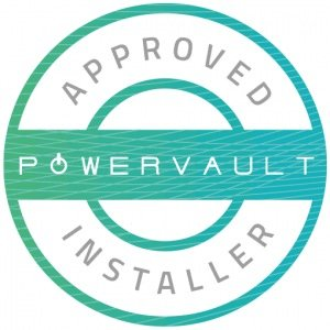 Aberdeen Electricians ltd are Powervault improved installers