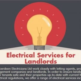 Infographic: Electrical Services for Landlords