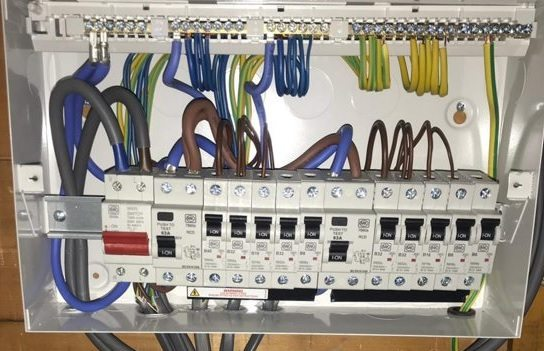 New Fuse Box Installation Costs : Fuse board replacement niceic approved aberdeen