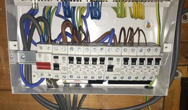 fusebox replacement Aberdeen