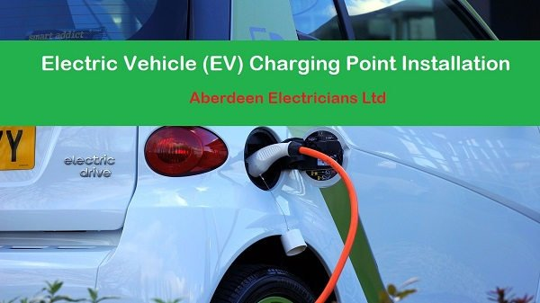 EV charging installers